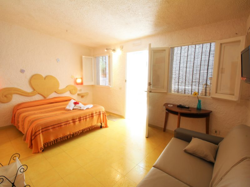 suite junior Oasi Favignana
