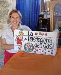 Annalisa - Sweet and savory delicacies to Oasi Favignana