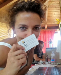 Laura - Your points of reference to Oasi Favignana
